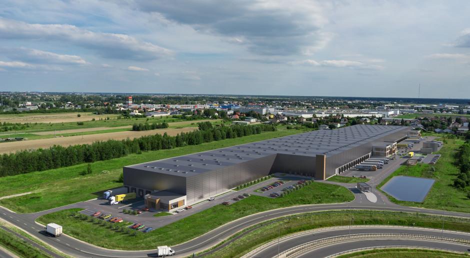 Ruszyła pierwsza inwestycja logistyczna GLP w Polsce
