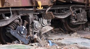 Kosztowne wypadki na kolei. Widać postęp w ubezpieczeniach