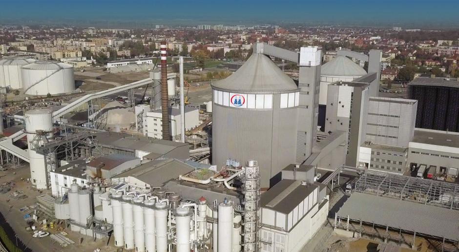 Produkcja cukru w Polsce ma być mniej energochłonna