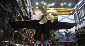 Flota Rosji otrzymała kolejny nowy podwodny okręt