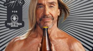Iggy Pop twarzą kampanii promującej polskie piwo