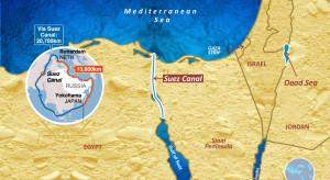 Kanał Sueski zamknięty przez 8 lat, utknęły także polskie statki. Wojenna historia z XX wieku