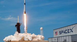 Musk ma problem z rakietą