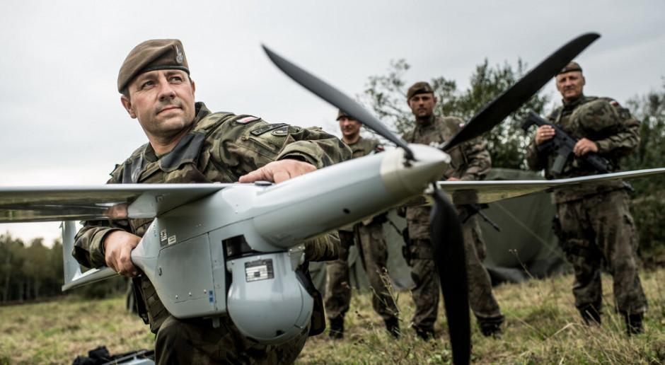 Bezzałogowce orężem przyszłości.  Co na to polska armia?