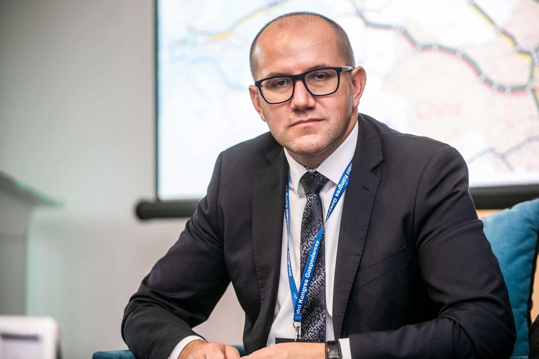 Tomasz Żuchowski, fot. GDDKiA