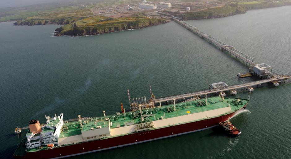 Kolejny ładunek LNG dotarł do Polski. Miał dużo szczęścia