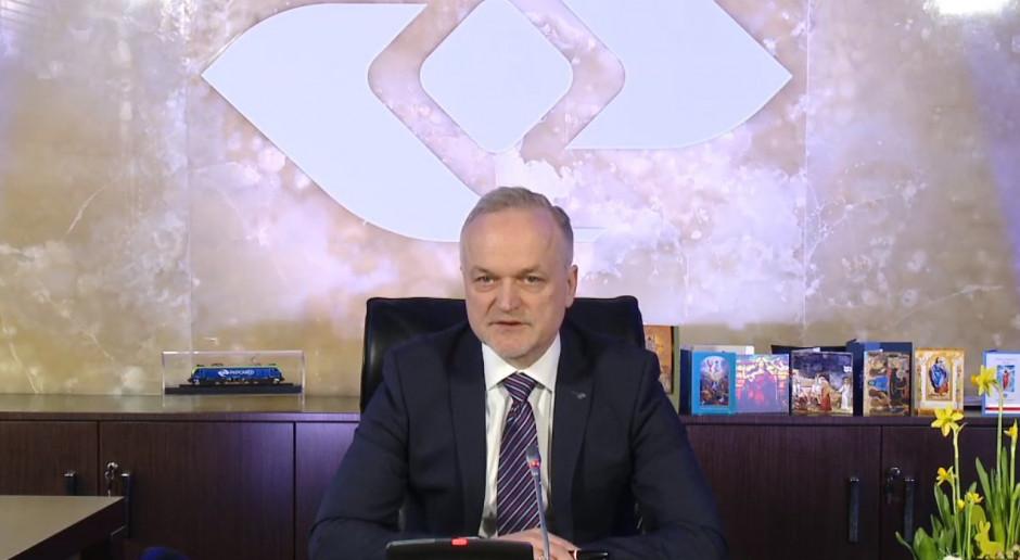 Dymisja prezesa PKP Cargo. Polityka, biznes, związki?