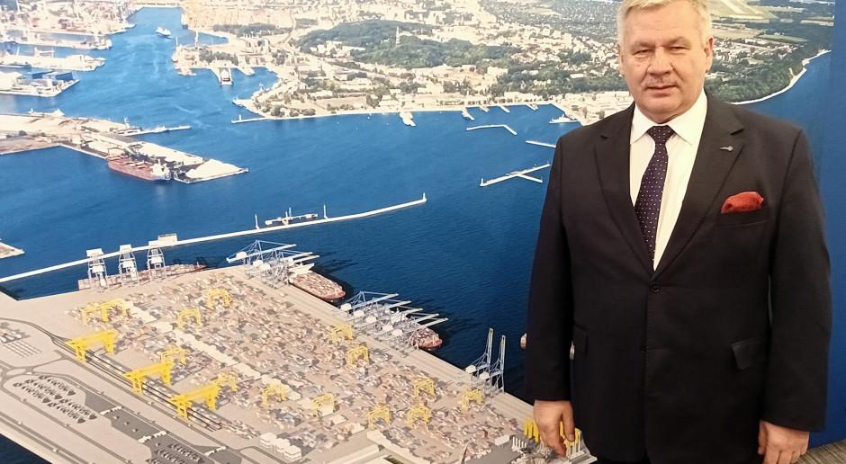 Port Gdynia przed wielkim, inwestycyjnym skokiem