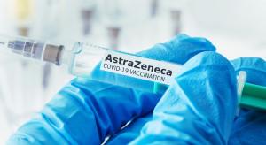 Breton: Unia nie złożyła nowego zamówienia na szczepionkę AstraZeneki