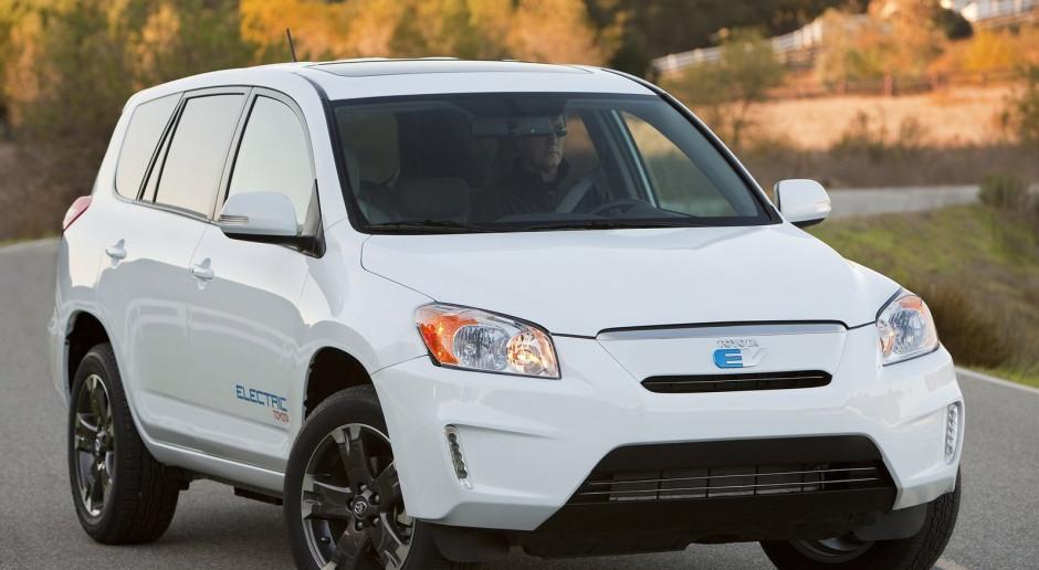 Toyota i Tesla znowu wspólnie opracują SUV?