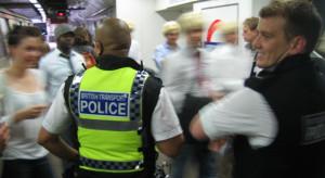 Wielka Brytania: Protesty przeciw projektowi ustawy o policji