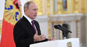 Putin zaprasza wszystkie kraje do walki ze zmianami klimatycznymi