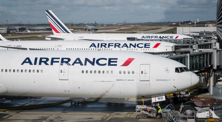 Olbrzymia strata linii lotniczych KLM-Air France
