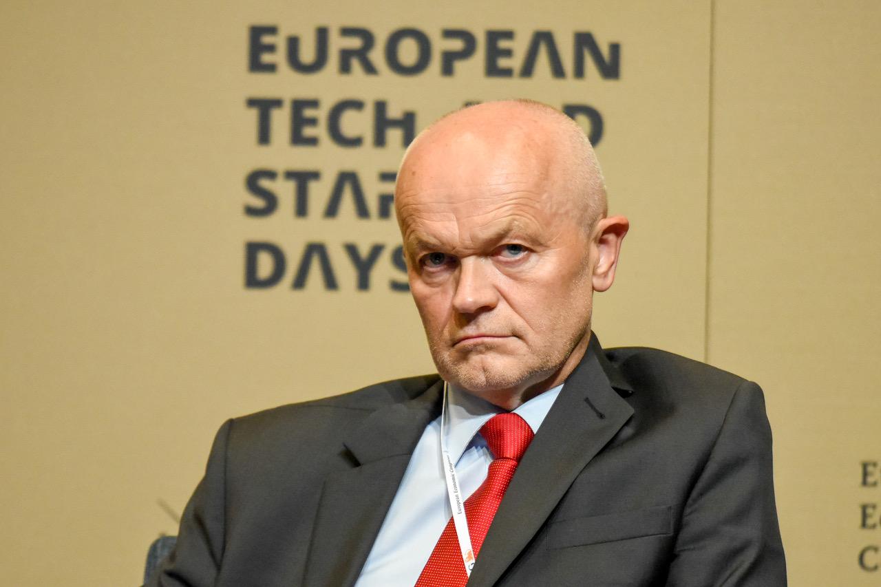 Dzęki efektow tunelowania ogniwo może wygenerować więcej prądu pod wpływem tego samego promieniowania słonecznego - tłumaczy Grzegorz Wiśniewski, prezes Giga PV oraz prezes Instytutu Energetyki Odnawialnej. fot. (IEO) WISNIEWSKI GRZEGORZ PG