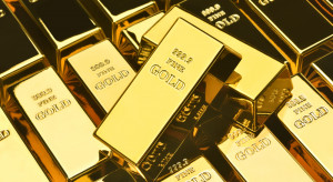 Bank centralny potroił rezerwy złota