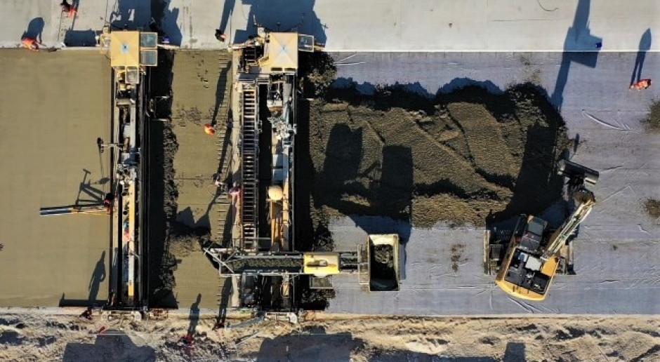 Budowlańcy alarmują: brakuje piasku do budowy dróg