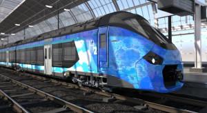 Francuski przewoźnik zamawia pociągi na ogniwa wodorowe