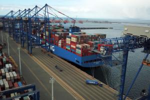 Gdański Terminal DCT obsłużył 15 milionów kontenerów