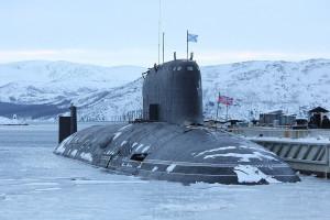 Nowe uzbrojenie rosyjskiego atomowego okrętu podwodnego