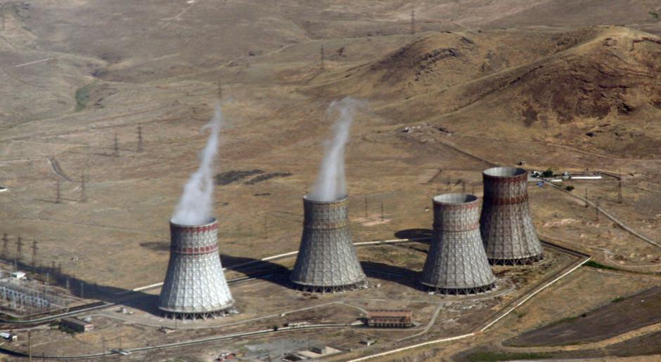 Armenia chce wybudować nową elektrownię atomową