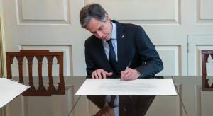 Blinken: Pozostawanie (USA) w Afganistanie nie jest w naszym interesie