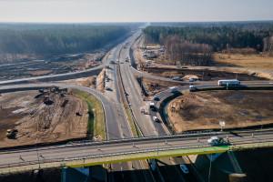 Kontrakty na budowę autostrady za ponad miliard złotych podpisane