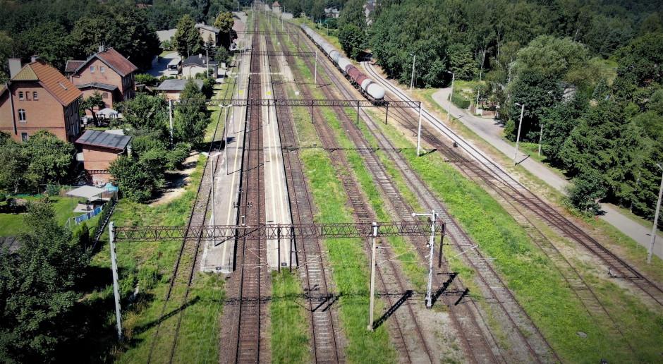 Rusza kolejowa inwestycja za 165 mln zł. Jest kontrakt z wykonawcą