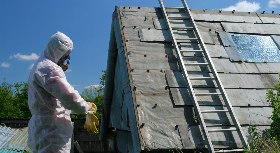 PE: Skażenie azbestem problemem w UE. Narażony jest praktycznie każdy