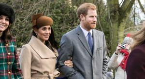 Meghan Markle ogląda pogrzeb księcia Filipa w telewizji w domu