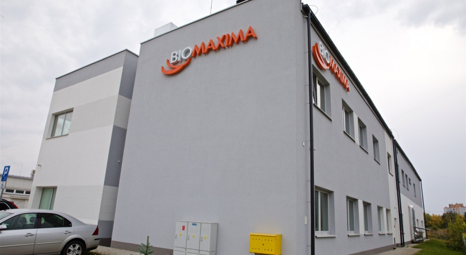 Rekordowy rok spółki BioMaxima