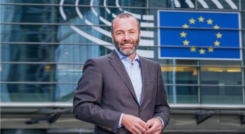 Manfred Weber: w razie eskalacji na Ukrainie Nord Stream 2 nie do utrzymania