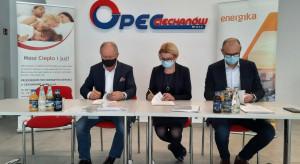 PEC Ciechanów zbuduje elektrociepłownię na biomasę z turbiną parową