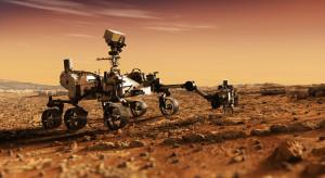 Łazik Perseverance uzyskał czysty tlen z atmosfery Marsa