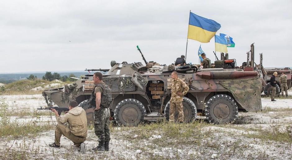 Ukraina: Zełenski: Manewry Sea Breeze pokazują, że nie jesteśmy sami w obliczu agresji Rosji