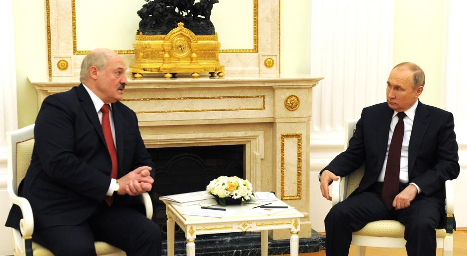 Mińsk i Moskwa uzgodniły plany pogłębienia integracji gospodarczej