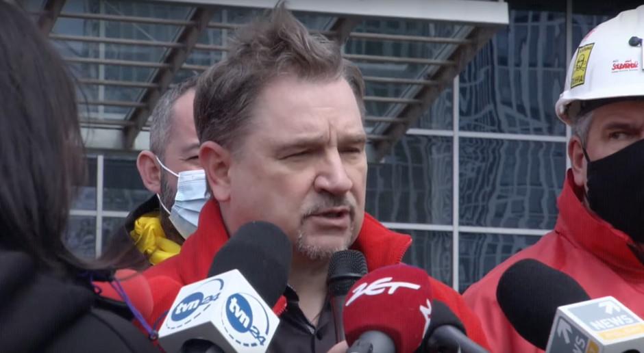 Solidarność przeciw podziałowi grupy Tauron – apeluje o dialog