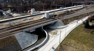 Zakończyła się budowa mostu kolejowego nad w Krakowie