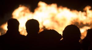 Dwie ofiary śmiertelne pożarów w Grecji