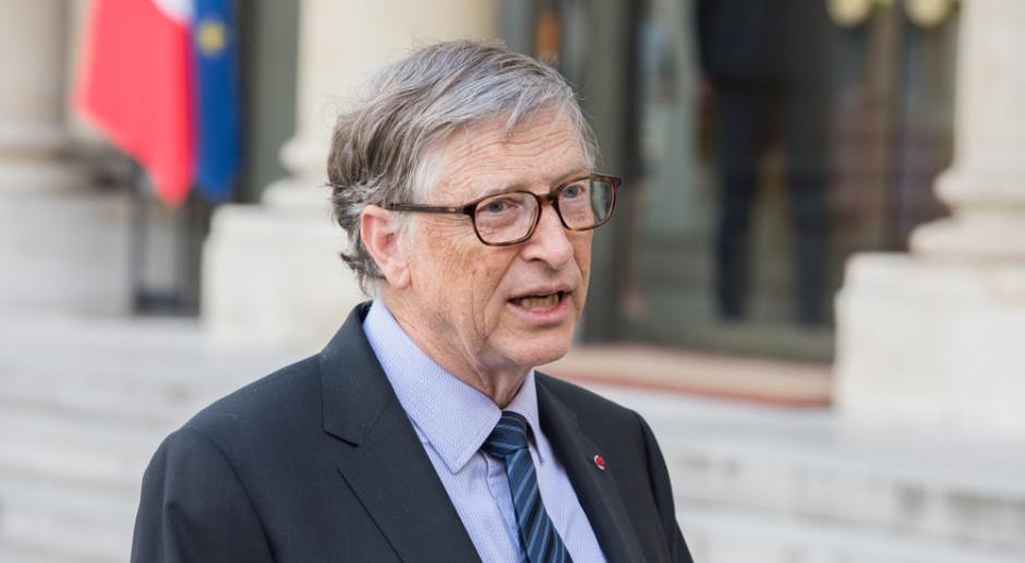 Koniec koronawirusa. Bill Gates podał datę powrotu do normalności