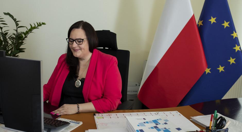Jarosińska-Jedynak: Tempo wzrostu PKB wyższe dzięki funduszom unijnym