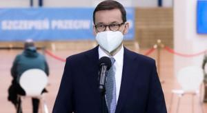 Morawiecki: Dzięki KPO i rekordowym środkom z UE możemy wyglądać końca kryzysu