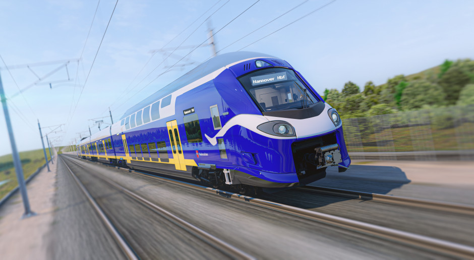 Alstom Konstal wyprodukuje pociągi dla niemieckiego przewoźnika