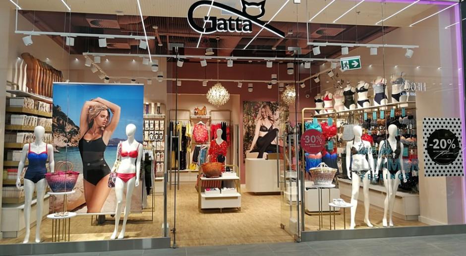 Gatta negocjuje umowy w centrach, zwiększa sprzedaż w e-commerce o 400 proc.