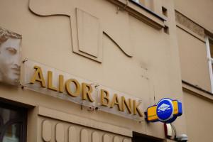 Dynamiczny wzrost zysku Alior Banku, kurs wystrzelił