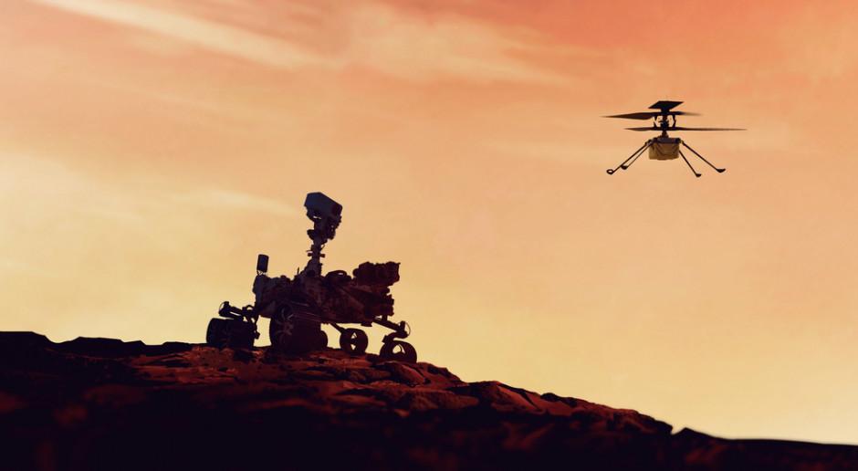NASA pokazuje Marsa, teraz możemy obejrzeć to na filmie w 4K