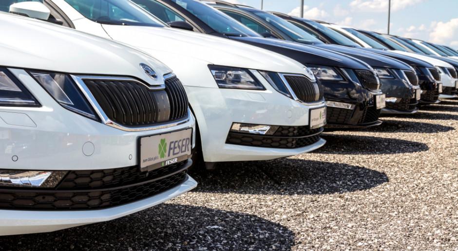 Białoruś zakazuje sprzedaży samochodów marki Škoda i kosmetyków Nivea