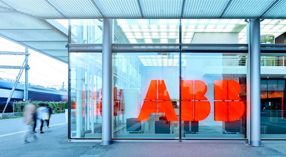 Dwucyfrowe wzrosty wyników ABB