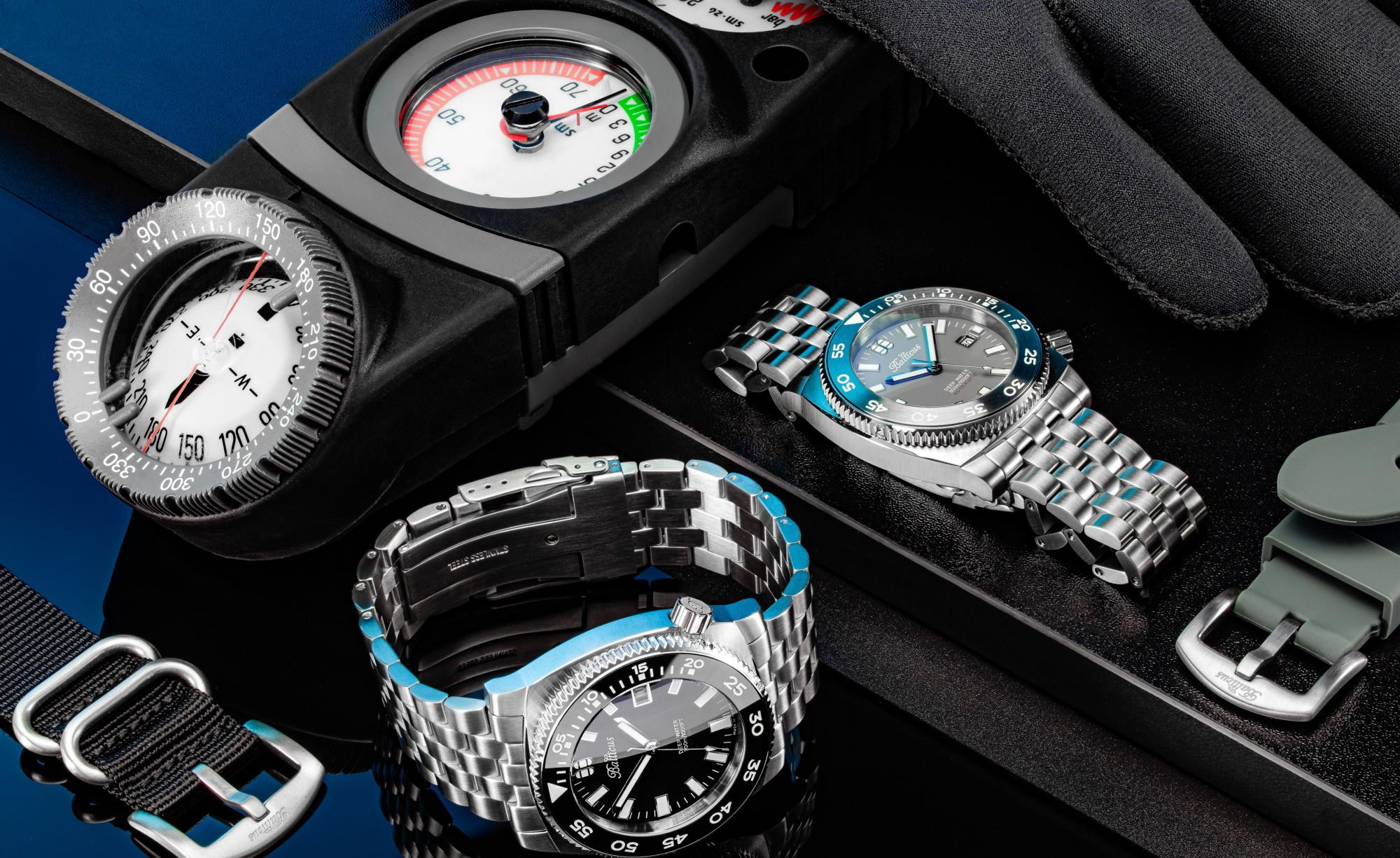 Marka zegarków premium z Pomorza - Balticus - niebawem ruszy z kolejną kampanią crowdfundingową przez platformę Crowdway. Od inwestorów społecznościowych chce pozyskać 2,2 mln zł. Fot. mat. pras.