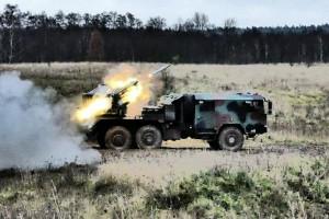 Wiosna sprzyja artylerzystom. Duże zakupy w polskich firmach