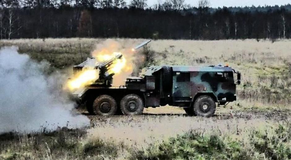 352 mln zł na pociski i rakiety dla artylerii